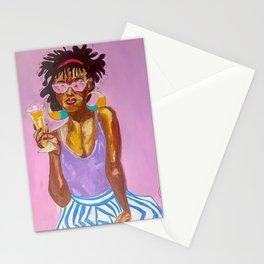 Quaratina  Stationery Cards