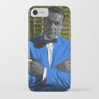 bond iPhone & iPod Cases featuring Bond by POP Prints by FMcLaws