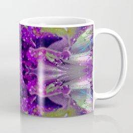 Tropical Hues in Dew Coffee Mug
