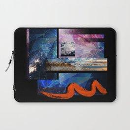 Space Print Laptop Sleeve