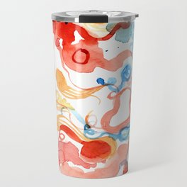 Agitated Celebration Travel Mug