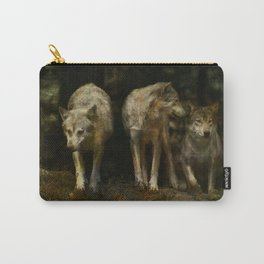 Three Carry-All Pouch
