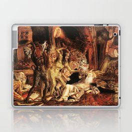 Demons attack!! Laptop & iPad Skin