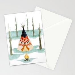 Wigwam Stationery Cards