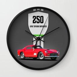 The 250 GT Berlinetta Wall Clock