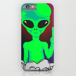 Super-Stellar Zieglar iPhone Case