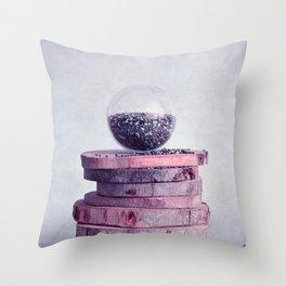 Chia I Throw Pillow