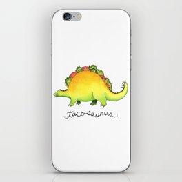 Tacosaurus iPhone Skin