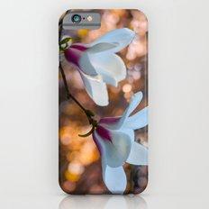 Blooming Magnolia Slim Case iPhone 6s