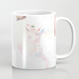 The bear, the cat and the tree of truth Coffee Mug