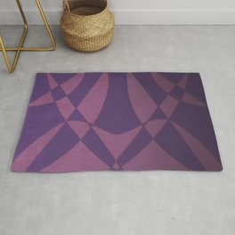 Wings and Saild - Purple and Pink Rug