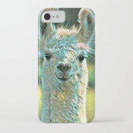 Llama Alpaca iPhone Case