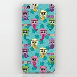Mer-Muertos iPhone Skin