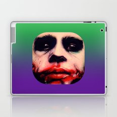 The Harlequin Of Hate  Laptop & iPad Skin
