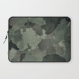 Dirty camouflage texture Laptop Sleeve