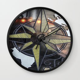 Lost... Wall Clock