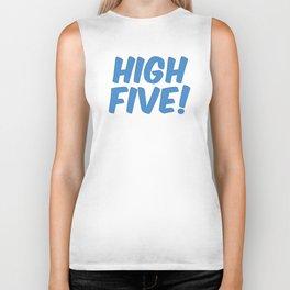 High Five! Biker Tank