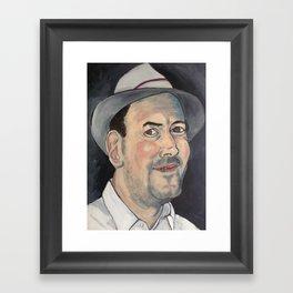 Taliban Republican: Matt Drudge Framed Art Print
