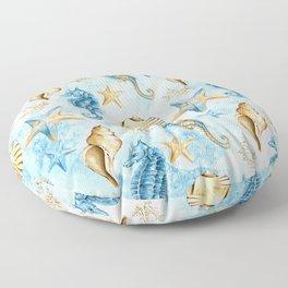Sea & Ocean #1 Floor Pillow
