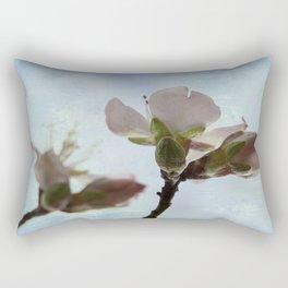 spring bloosoms Rectangular Pillow
