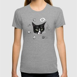 A Cat's Favorite Things T-shirt