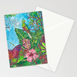 The Three Secrets of the Selva Stationery Cards