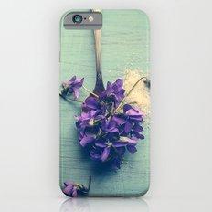 Sweet Violets iPhone 6s Slim Case