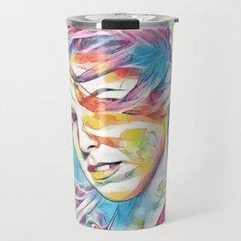 Anna Kendrick (Creative Illustration Art) Travel Mug