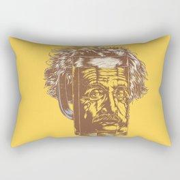 Ein Stein Rectangular Pillow
