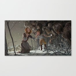 The Mothers Canvas Print