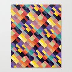 Geometri I Canvas Print