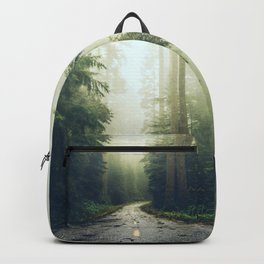 Redwood Forest Adventure - Nature Photography Backpack