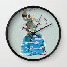 Fuga - Escape Wall Clock