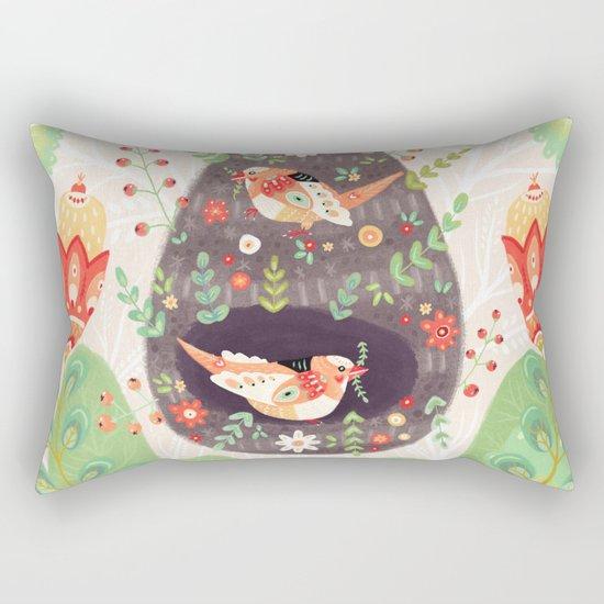 Home Sweet Home Rectangular Pillow