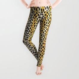 Cheetah Skin Leggings