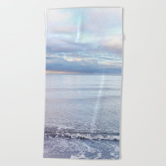 Serenity 2 Beach Towel