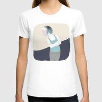 ying yang T-shirts featuring YING-YANG by Mireia Mullor