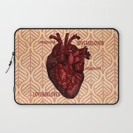 Love & Be Loved Laptop Sleeve