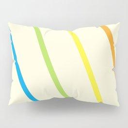 Finding the Rainbow Pillow Sham