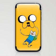 Adventure Time - FAN ART iPhone & iPod Skin