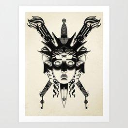 Hecate Art Print