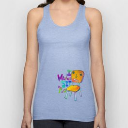 Chairs Unisex Tank Top