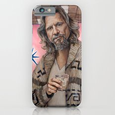 The Dude / The Big Lebowski / Jeff Bridges Slim Case iPhone 6s
