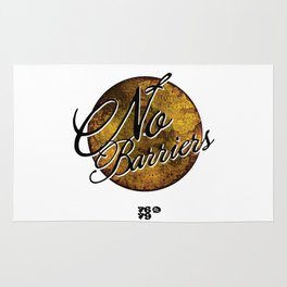 No Barriers Rug