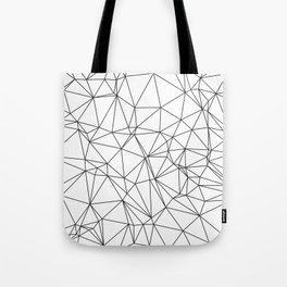 Triangular Deconstructionism Tote Bag