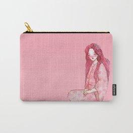 Sakura girl Carry-All Pouch
