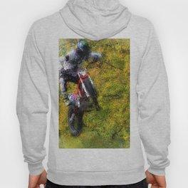 Extreme Biker - Dirt Bike Rider Hoody