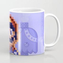 Peace Mario Coffee Mug