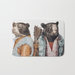 Adventure Bears Bath Mat