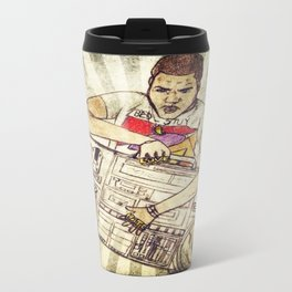 Radio Raheem Travel Mug